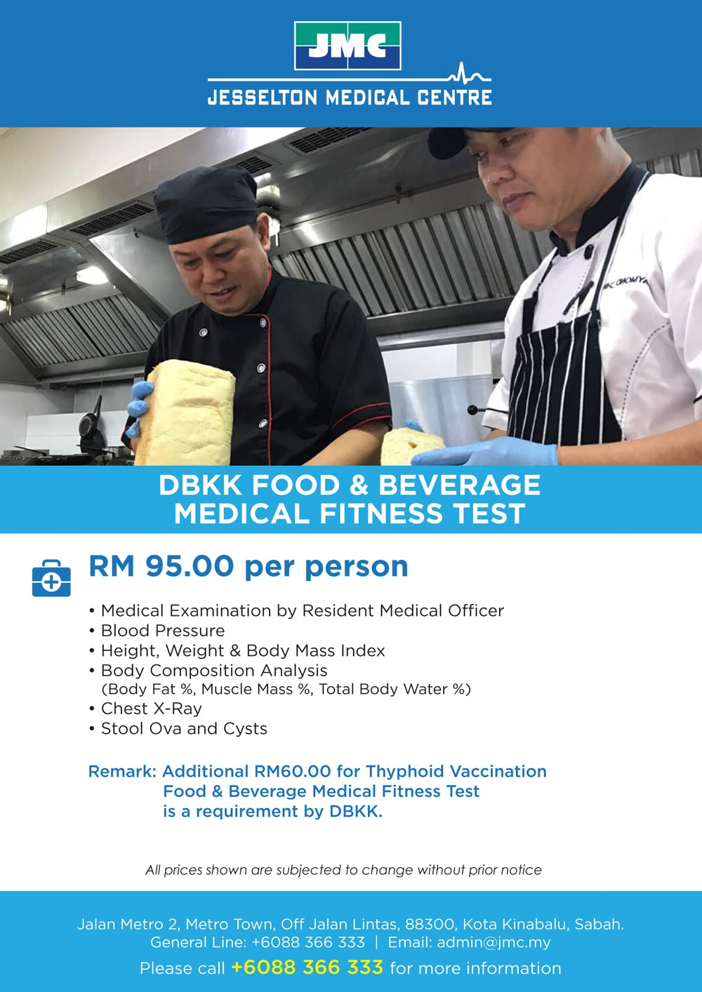 Food & Beverage Employment Packages